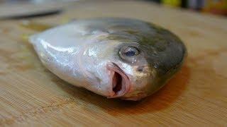 今天做一条鱼,试一试新买来的麦饭石锅,究竟有多神奇呢?
