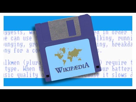 The Wikipedia in the '80s