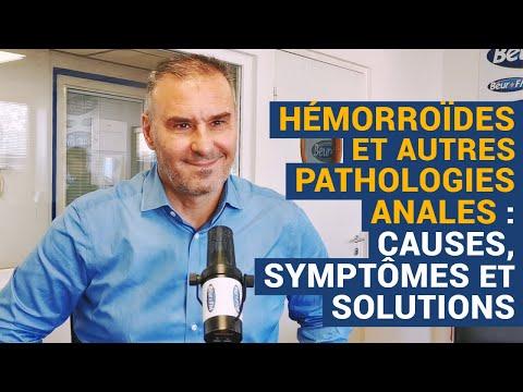 [AVS] Hémorroïdes et autres pathologies anales : causes, symptômes et solutions - Dr William Berrebi