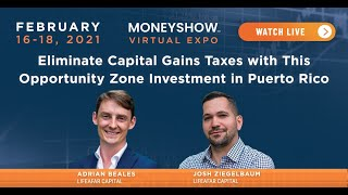 Eliminate Capital Gains Taxes with This Opportunity Zone Investment in Puerto Rico