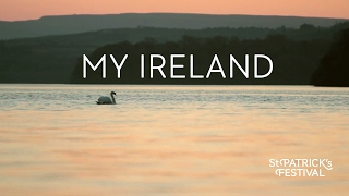 So proud to have produced and mixed My Ireland by Stephen James