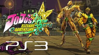 JoJo's Bizarre Adventure All Star Battle playthrough (PS3)