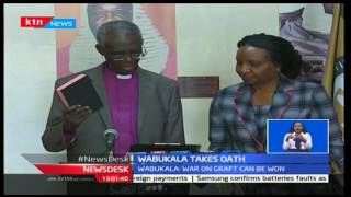 Retired Bishop appointed as the EACC Chair