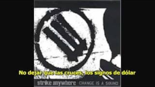Strike Anywhere - Chalkline (En Español)