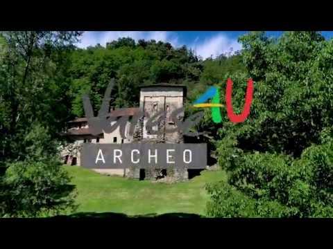 In volo sui beni archeologici della Provincia di Varese