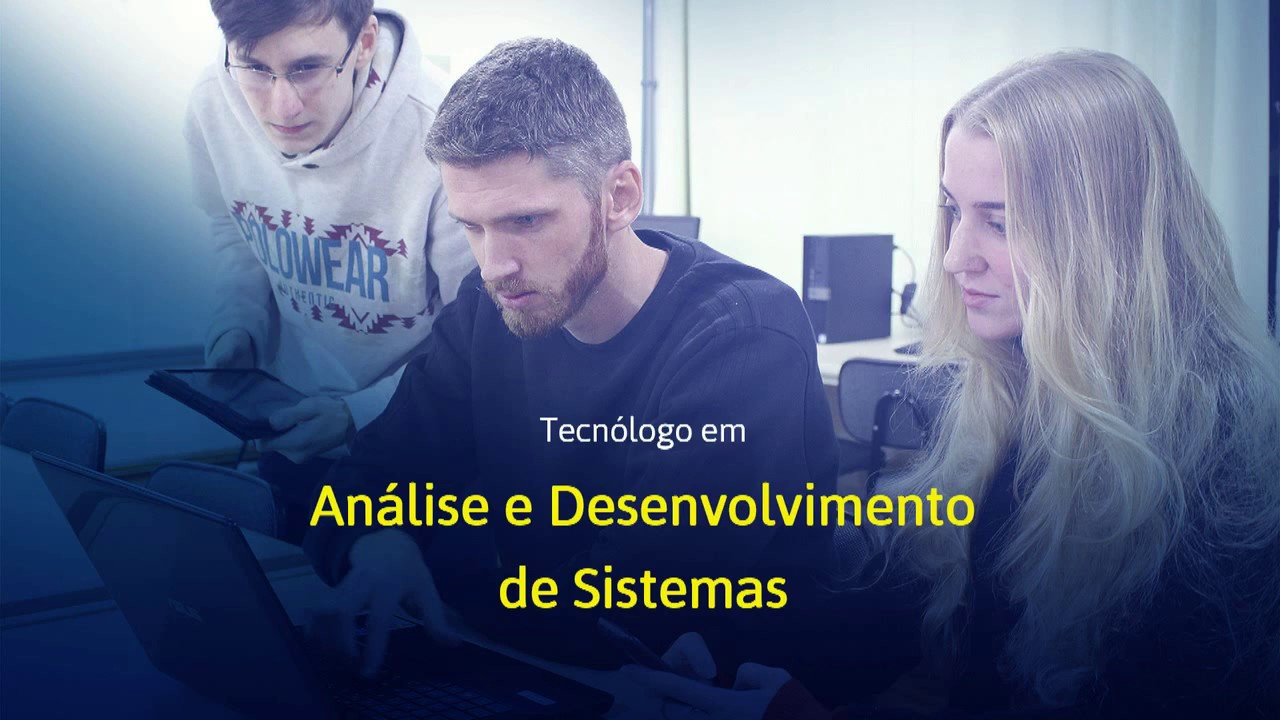 Curso de Análise e Desenvolvimento de Sistemas - Faculdade IENH