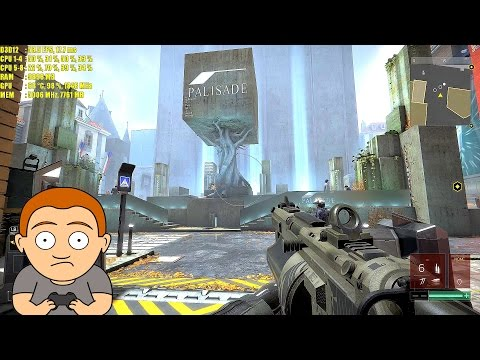 Deus Ex Mankind Divided Walkthrough - DX12 Vs DX11 GTX 1080