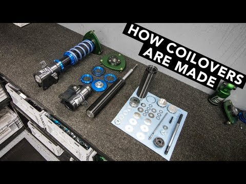 Speed Academy – How Suspension Is Made
