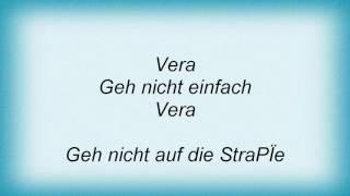 Bata Illic - Vera Lyrics