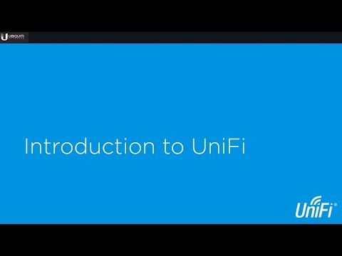 Introduction to UniFi (Part 1) - Why UniFi