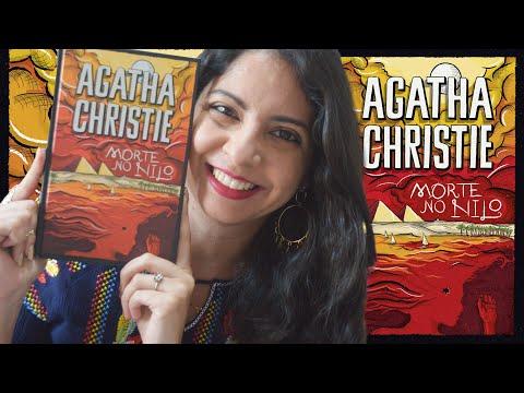 MORTE NO NILO, DE AGATHA CHRISTIE | MINHA VIDA LITERÁRIA