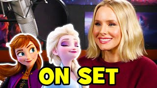 FROZEN 2 Behind The Scenes Clips, Songs & Bloopers