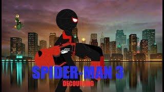 Spider-Man 3: Decoupling Official Trailer (Рисуем Мультфильмы 2)