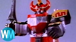 Top 10 Best Power Rangers Megazords