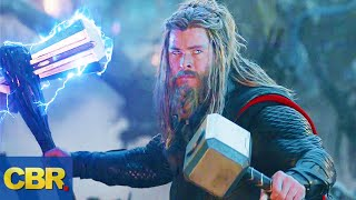 15 MCU Scenes Where Weapons Changed Everything