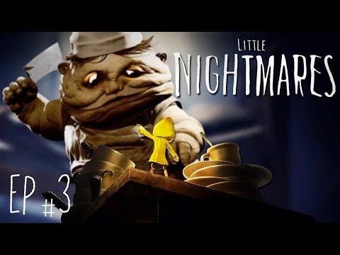 """Little Nightmares - EP #3 (""""Kitchen"""" - Кухня)"""
