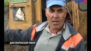 Завершается реконструкция дороги Усухчай - Куруш