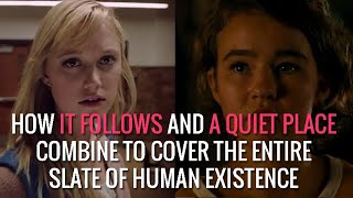 How It Follows and A Quiet Place Come Together By Taking Horror Beyond Scares