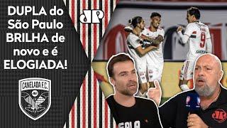 'O São Paulo tem um jogador diferente e que sobra no Brasil'; veja debate após o 2 a 0 no Vasco