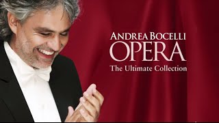 Andrea Bocelli - OPERA The Ultimate Collection (Official Trailer)
