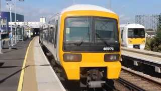 preview picture of video '465175 at Dartford and cancelled announcement'