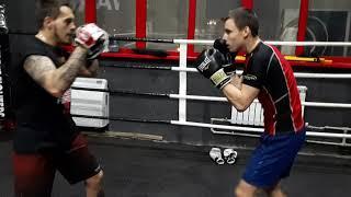 Тренировки по боксу Киев /тренер Макс Фют Swarm Street Fighters