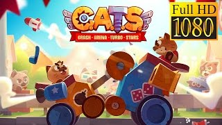 Cats: Crash Arena Turbo Stars Game Review 1080P Official Zeptolab