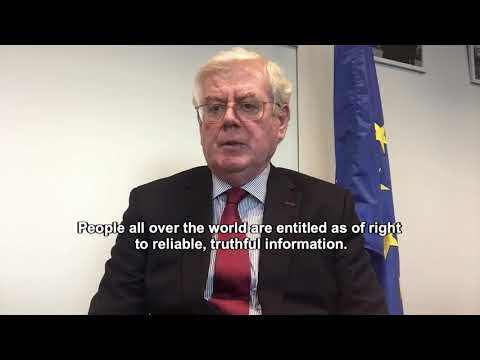 Message from EUSR Mr Gilmore for World Press Freedom Day