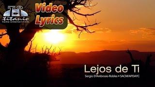 Los Kiero de Edgar Zacary - Lejos de Ti (Video Lyrics)