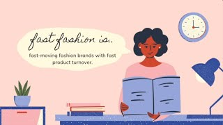 Fast fashion – you can do better!