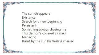 Chimaira - The Disappearing Sun Lyrics