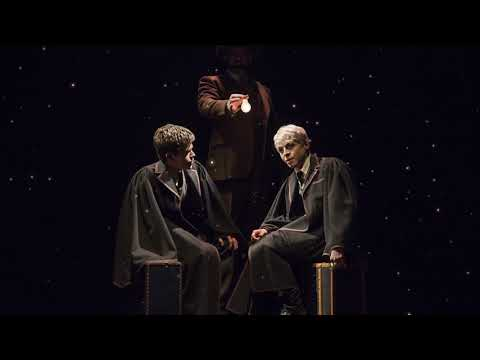 Cursed Child now open on Broadway!