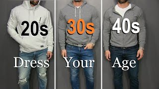 How To Dress Your Age (6 Rules ALL Men Should Follow)