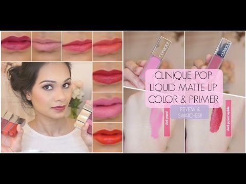 Dramatically Different Lipstick by Clinique #10