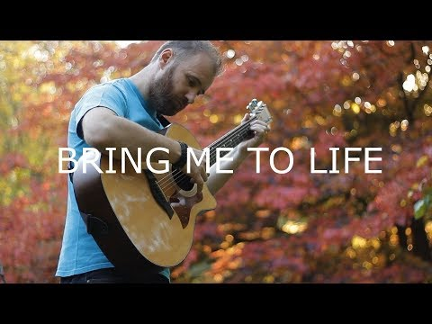Download Bring me to life - Evanescence  [Fingerstyle guitar cover - Clauss] Mp4 HD Video and MP3