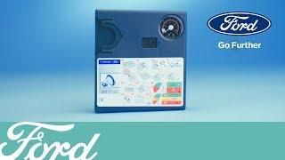 Hoe gebruik je de bandenopblaaskit van jouw Ford?