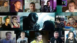 [REUPLOAD]VENOM - Official Trailer 2 | RUSSIAN REACTION MASHUP