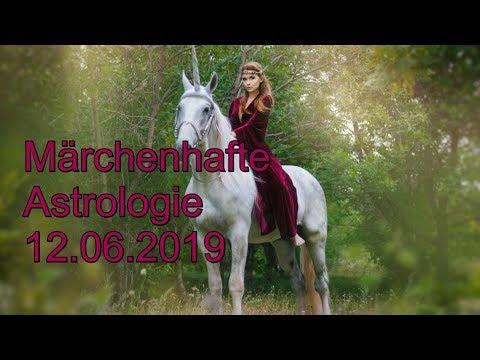 Märchenhafte Astrologie: 12.06.2019