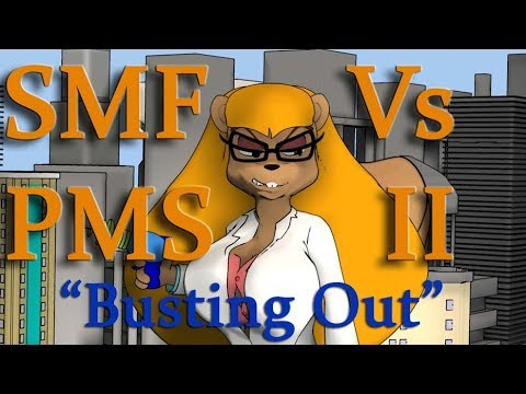 SMF Vs PMS II - Busting Out - Giantess Havoc!