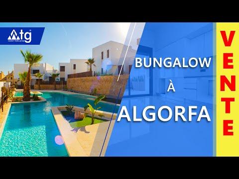 Nouveau bungalow moderne à Algorfa, 2 chambres - Pt116047