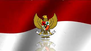 Indonesia Raya 3 Bait Instrumental+lirik
