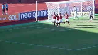Atletico-MG vence de virada o Atletico-GO no Estádio Olímpico