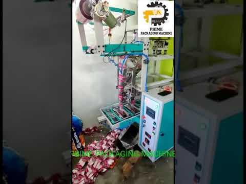 Automatic Karpuram Pouch Packing Machine