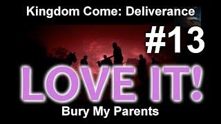 English Tutorial - Bury My Parents/Pohřbít Rodiče #13 KCD|Kingdom Come