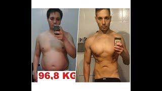 La Mia Condizione Attuale | Trasformazione Fisica | Fat To Fit
