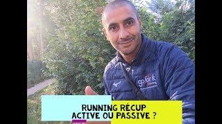 RUNNING :  récupération active ou passive + une astuce pour choisir