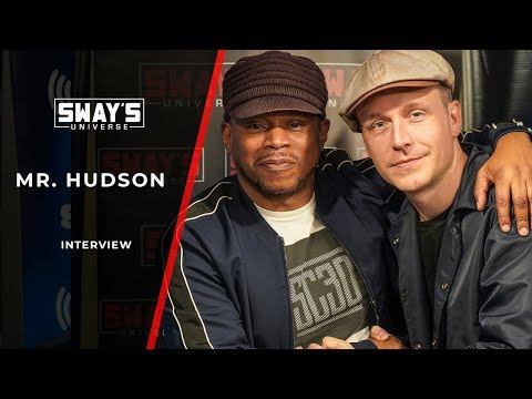 """Mr. Hudson Shares Stories of Meeting Jay Z, and Kanye West + New Album """"When the Machine Stops"""""""