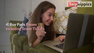 How to Book Eiffel Tower Tickets in Easy Way?