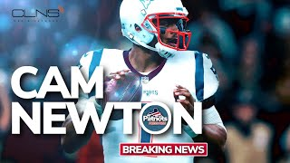 BREAKING: Cam Newton Signs 1-Year Deal With Patriots