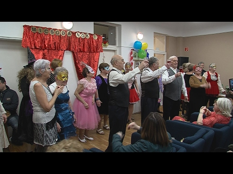 Idősek Klubja farsang 2017 - video preview image